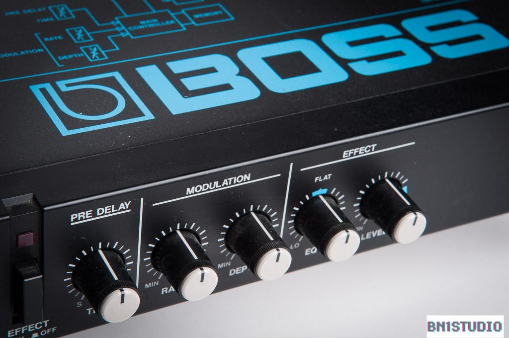 Boss RCE-10 RCE10 RCE 10 Chorus Effects Knob GREEN